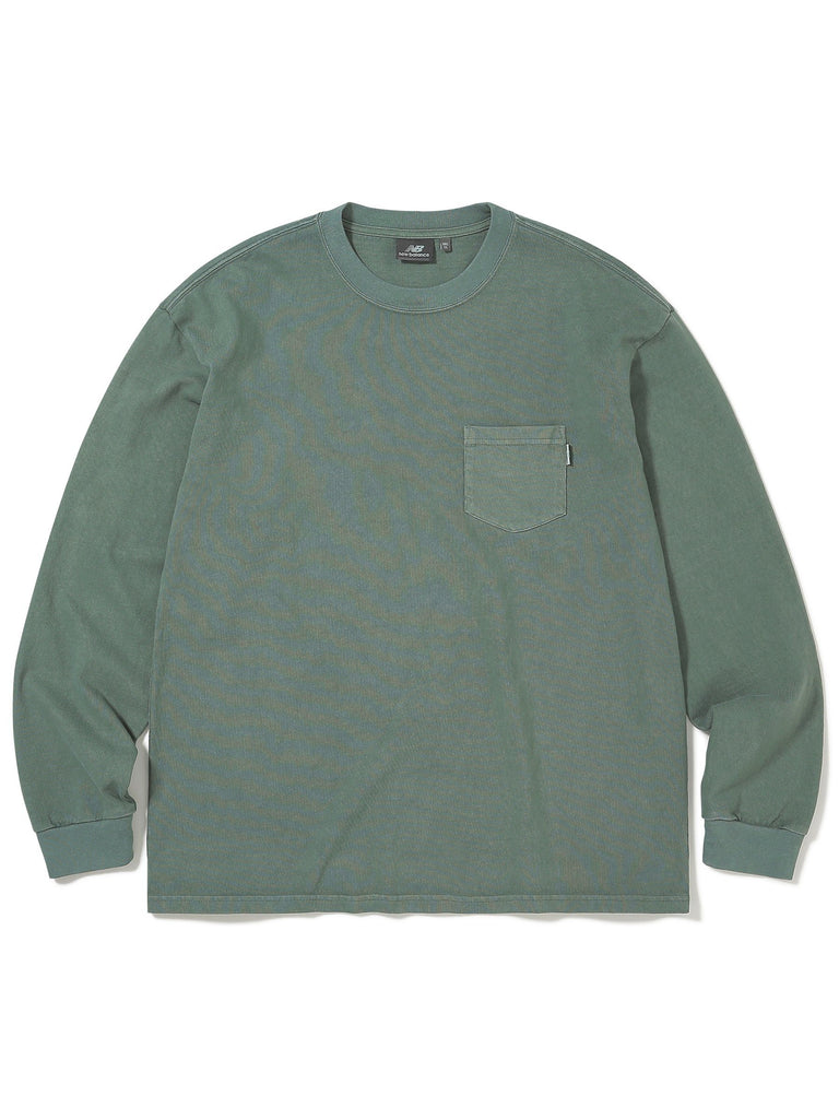 NB TNT POCKET L/S - thisisneverthat