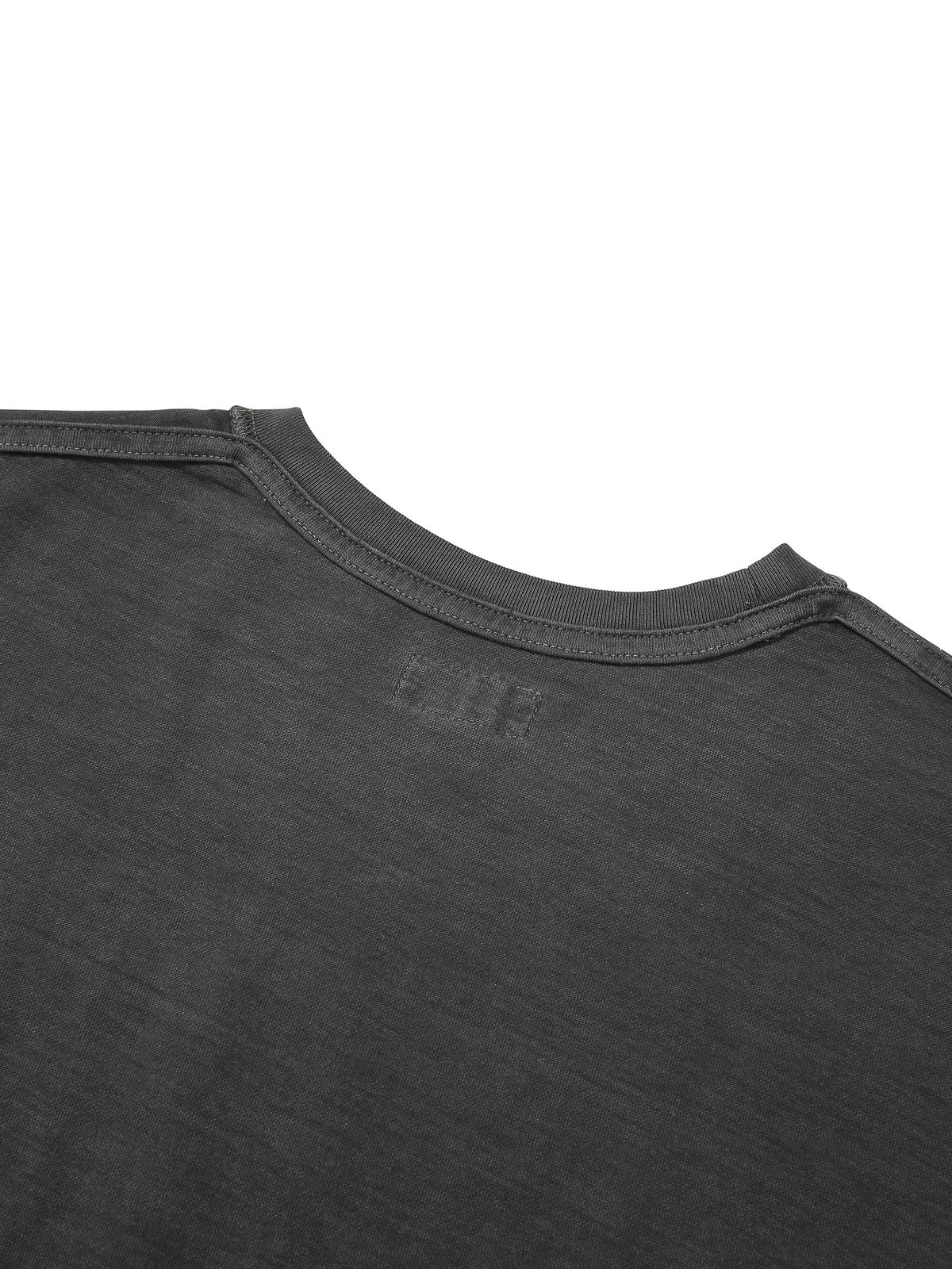 Reverse Overdyed Tee - thisisneverthat