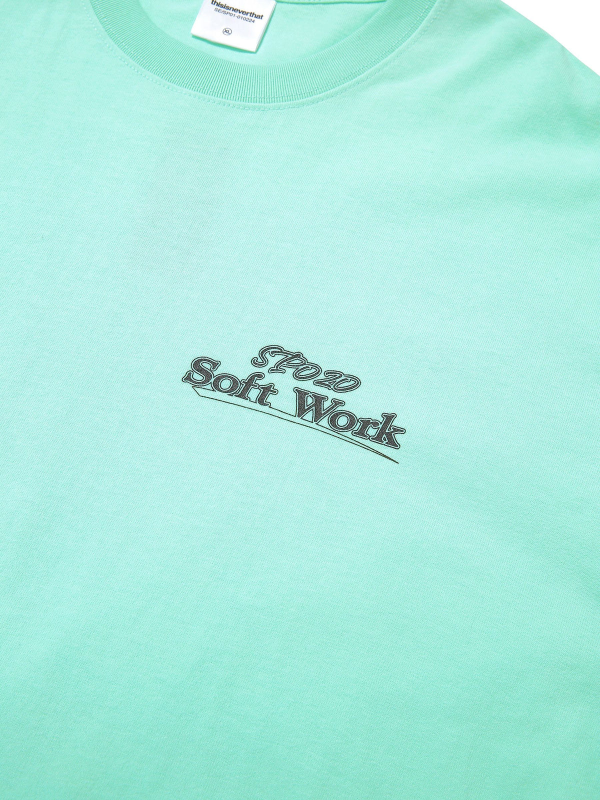 SOFT WORK Tee - thisisneverthat