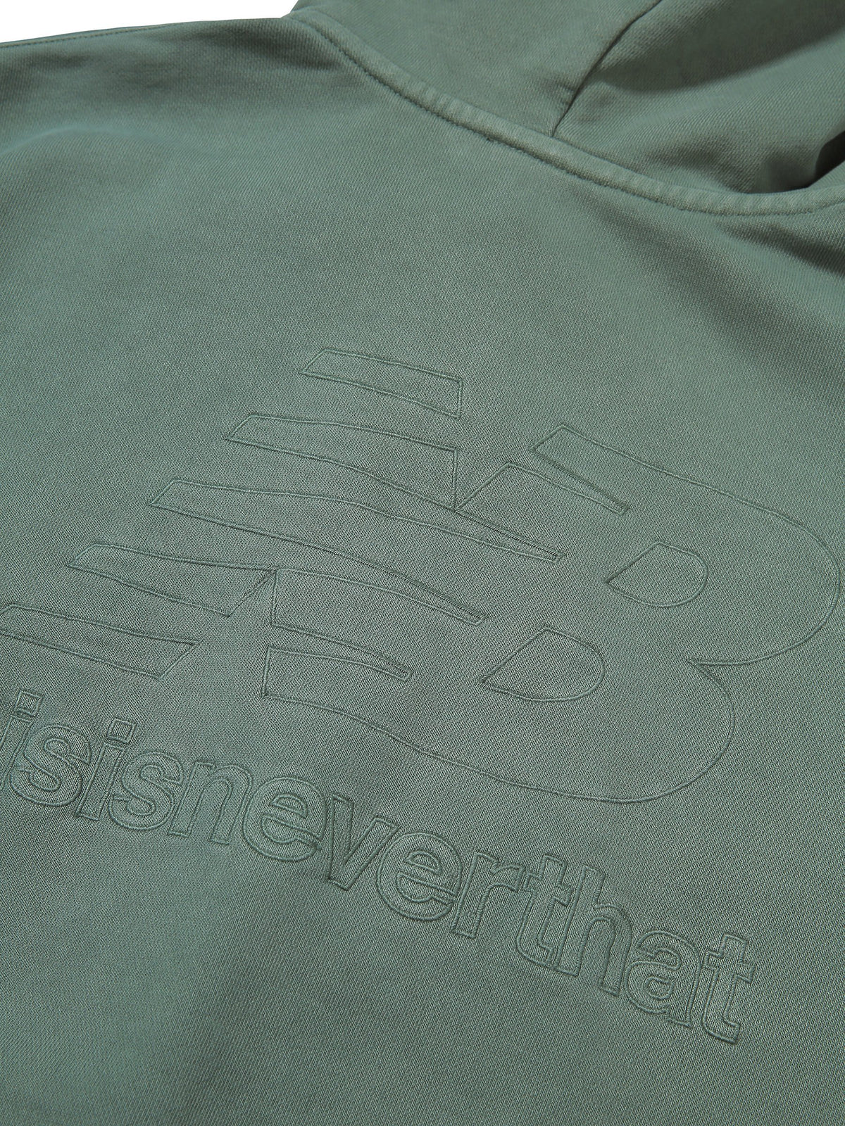 NB TNT ZIPUP SWEAT - thisisneverthat