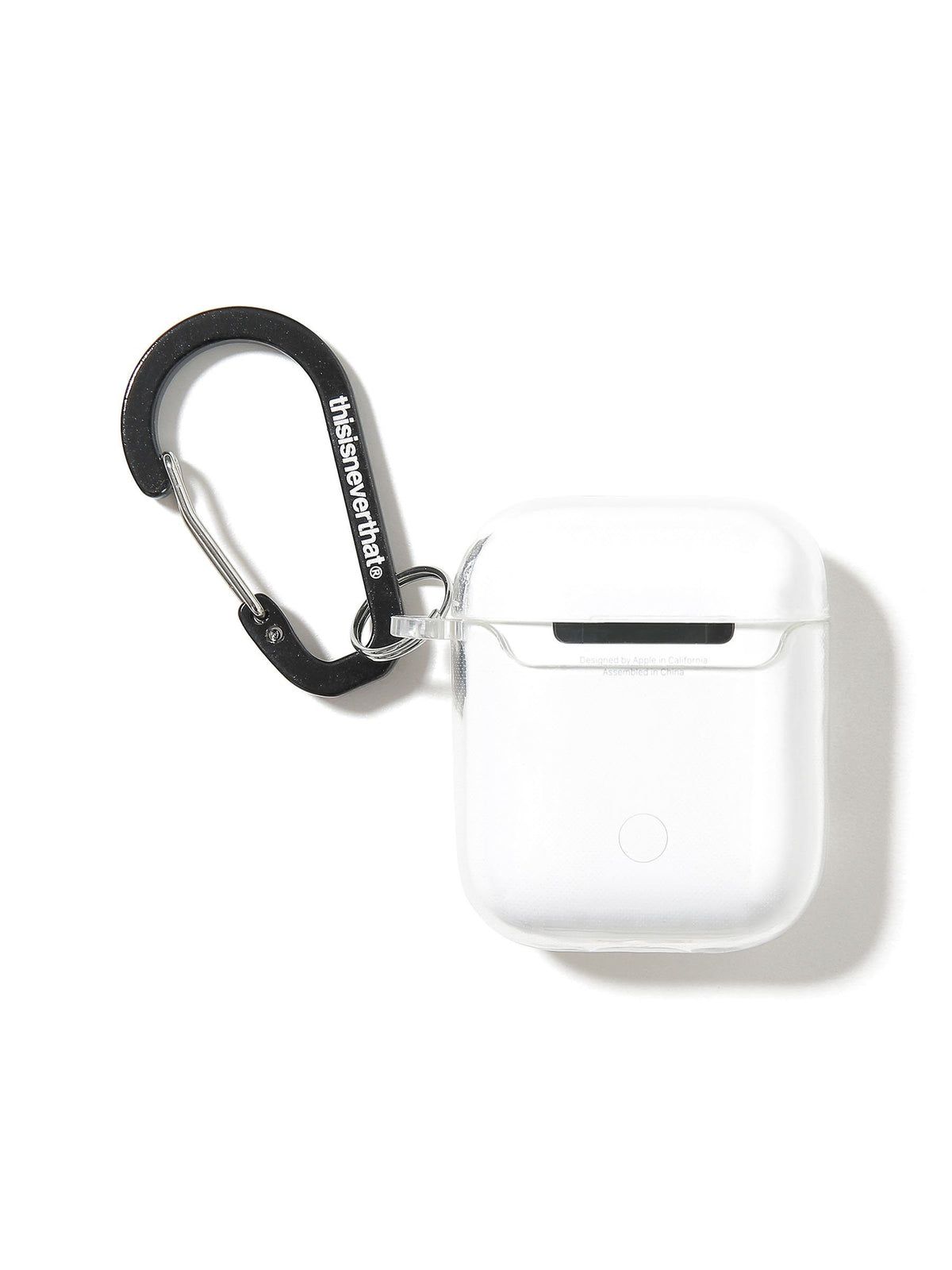 T-Logo AirPods Case - thisisneverthat