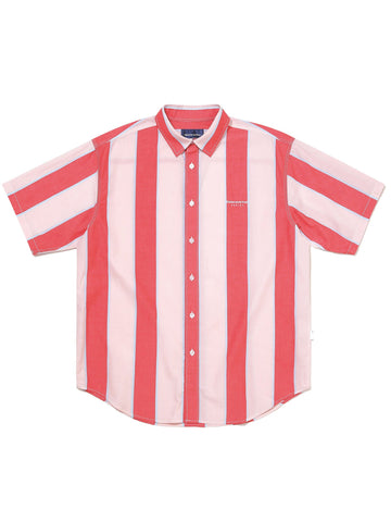 BIG Striped S/S Shirt Shirts