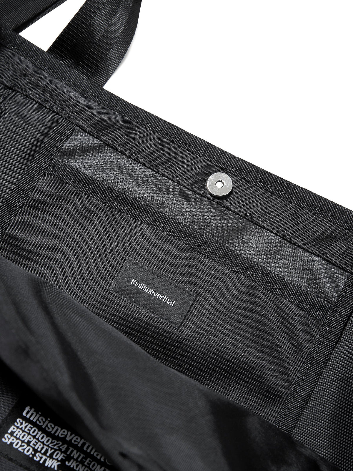 CORDURA® Satin Record Bag - thisisneverthat