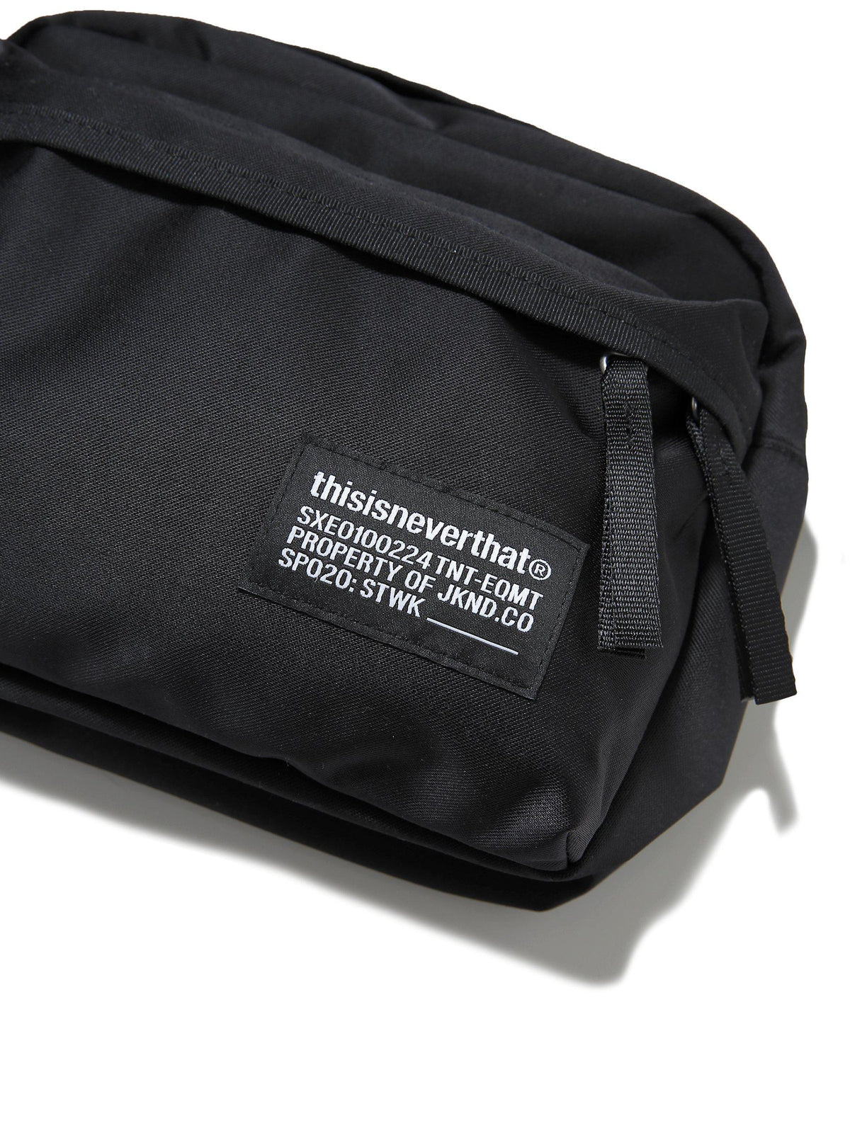 CORDURA® Satin Shoulder Bag - thisisneverthat