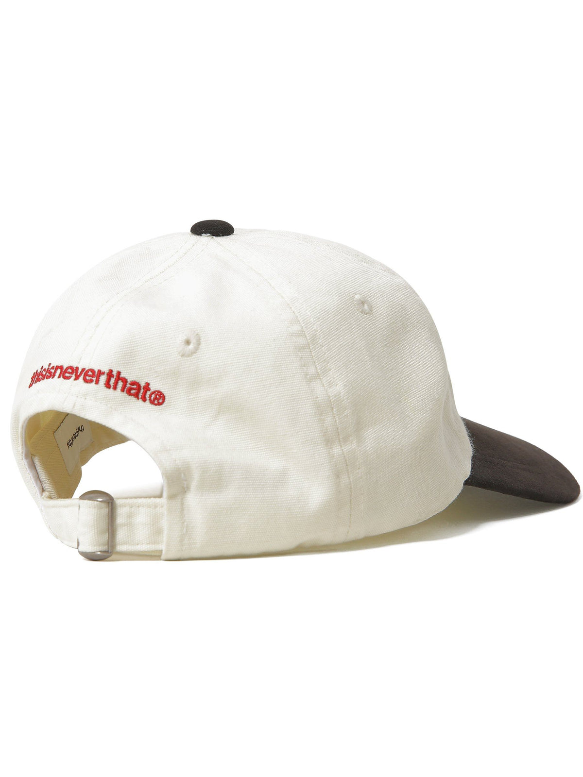 Suede Bill Cap - thisisneverthat
