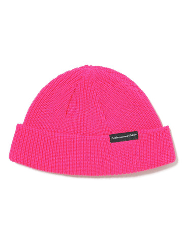 SP-Logo Short Beanie - thisisneverthat