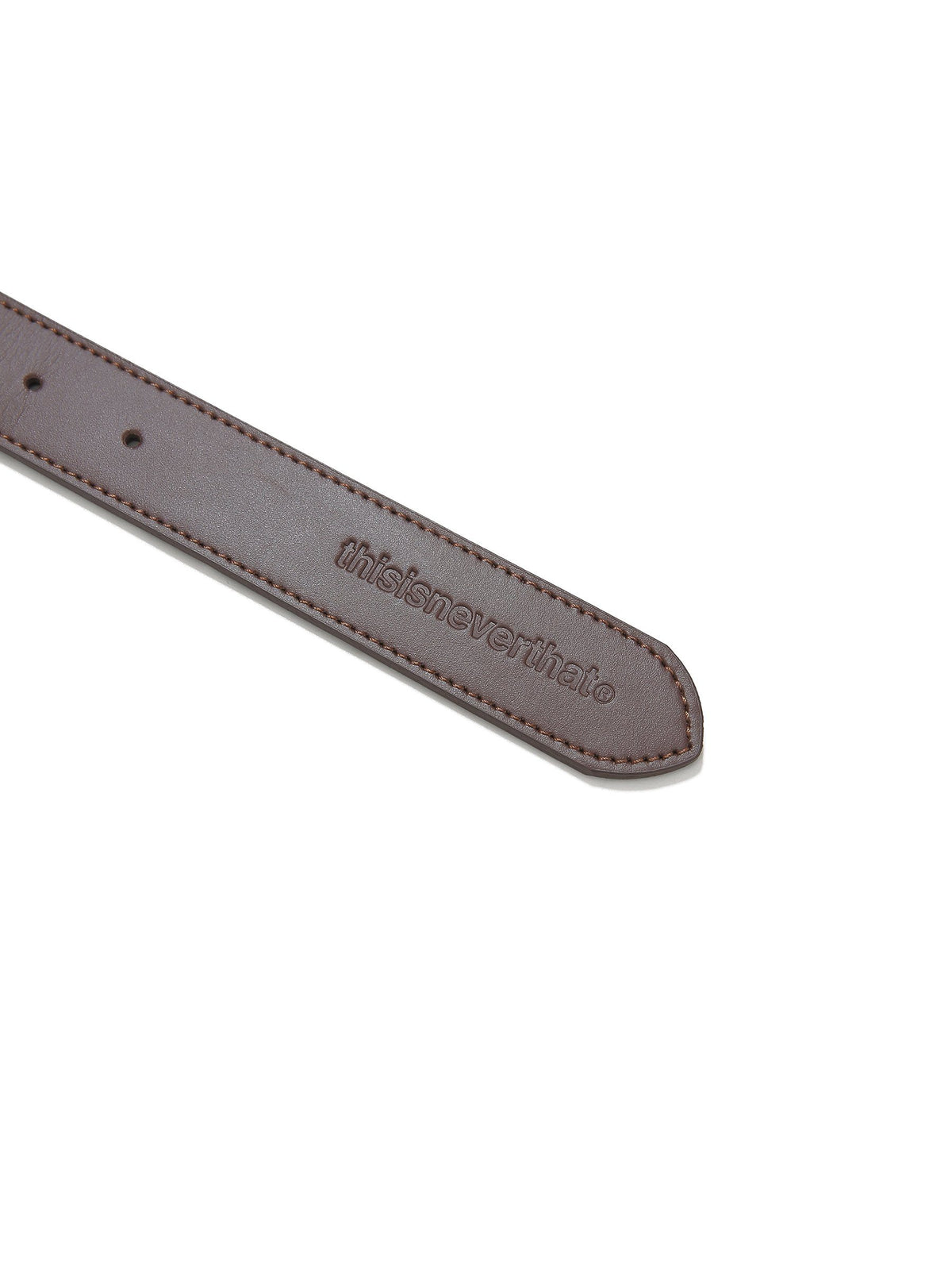 Leather Belt - thisisneverthat