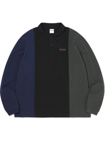 Multi L/SL Jersey Polo - thisisneverthat