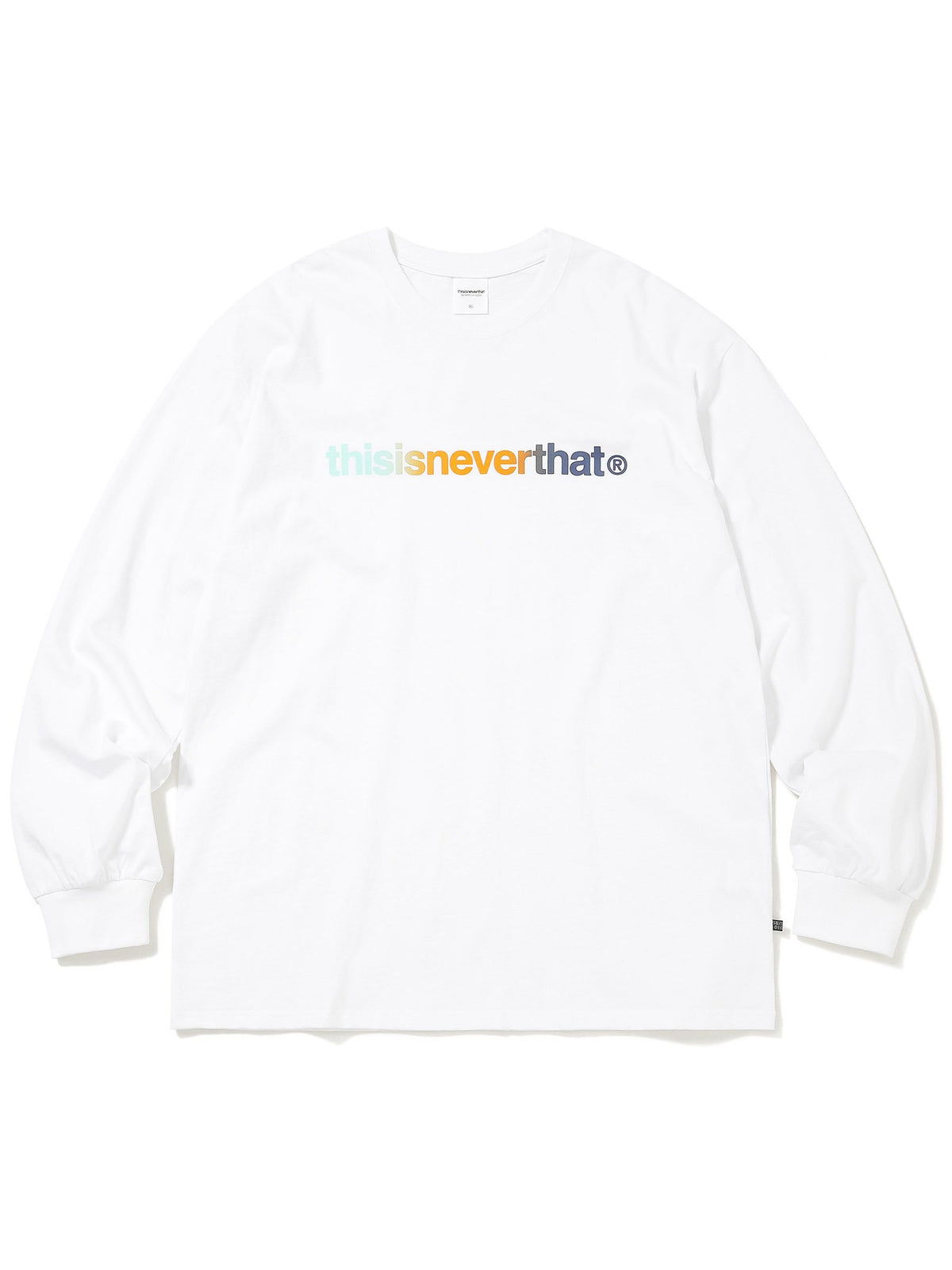 T-Logo L/SL Top - thisisneverthat
