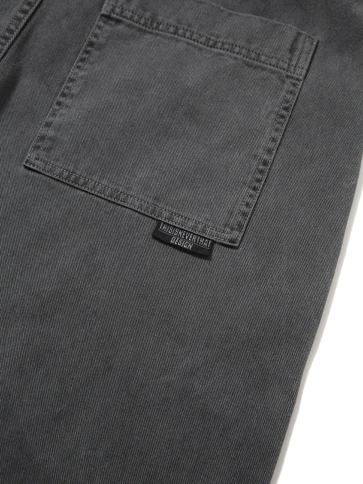 Overdyed Big Pant - thisisneverthat