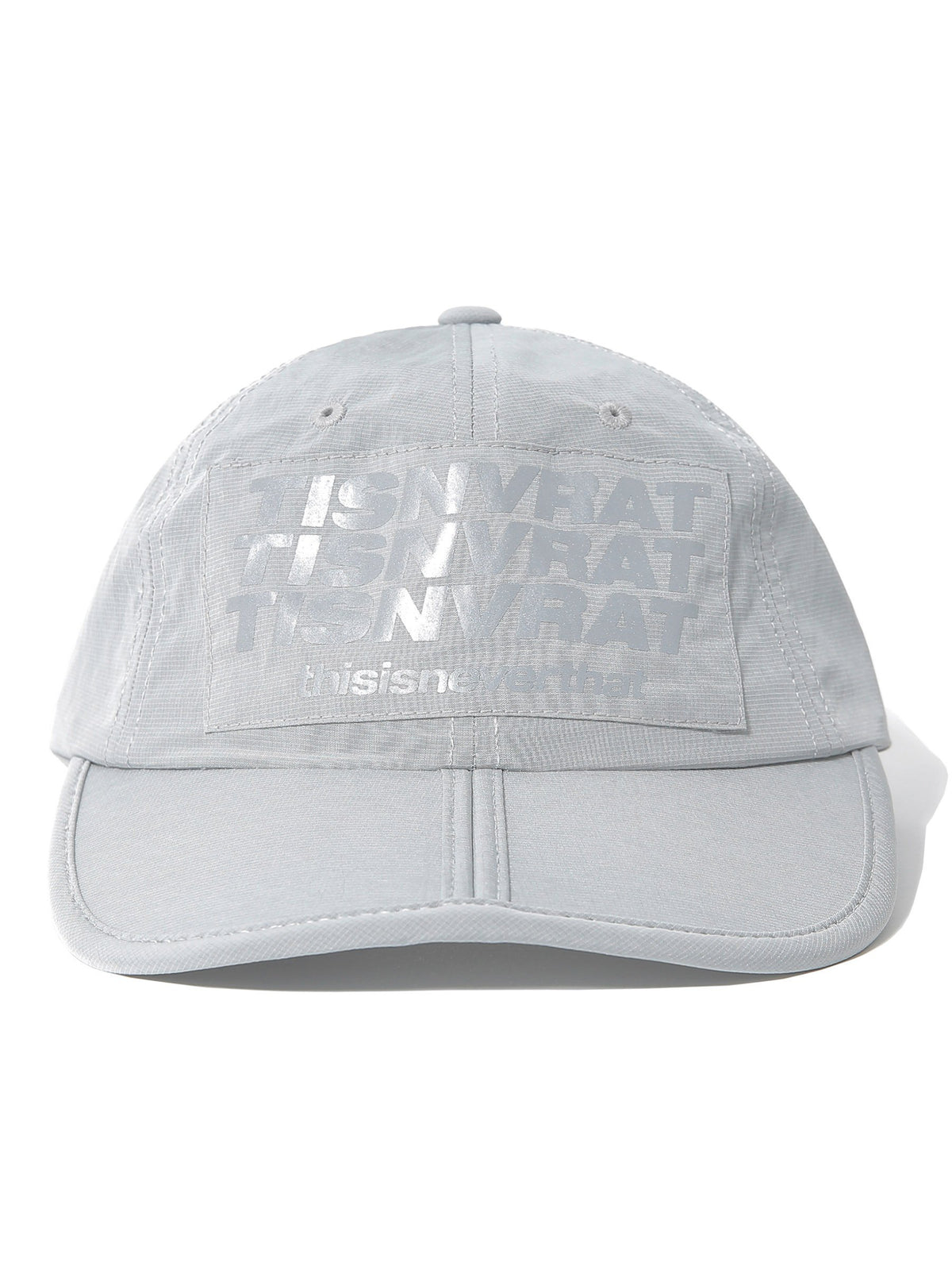 Reflective Folding Bill Cap - thisisneverthat