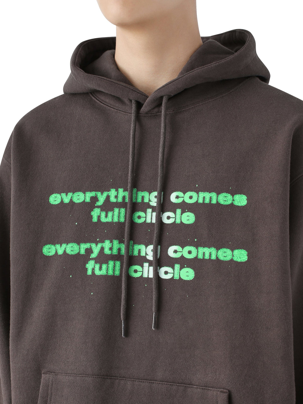 Universe hooded Sweatshirt - thisisneverthat