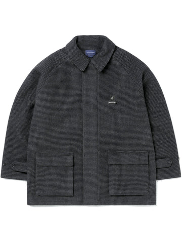 Wool ZIP Coat - thisisneverthat