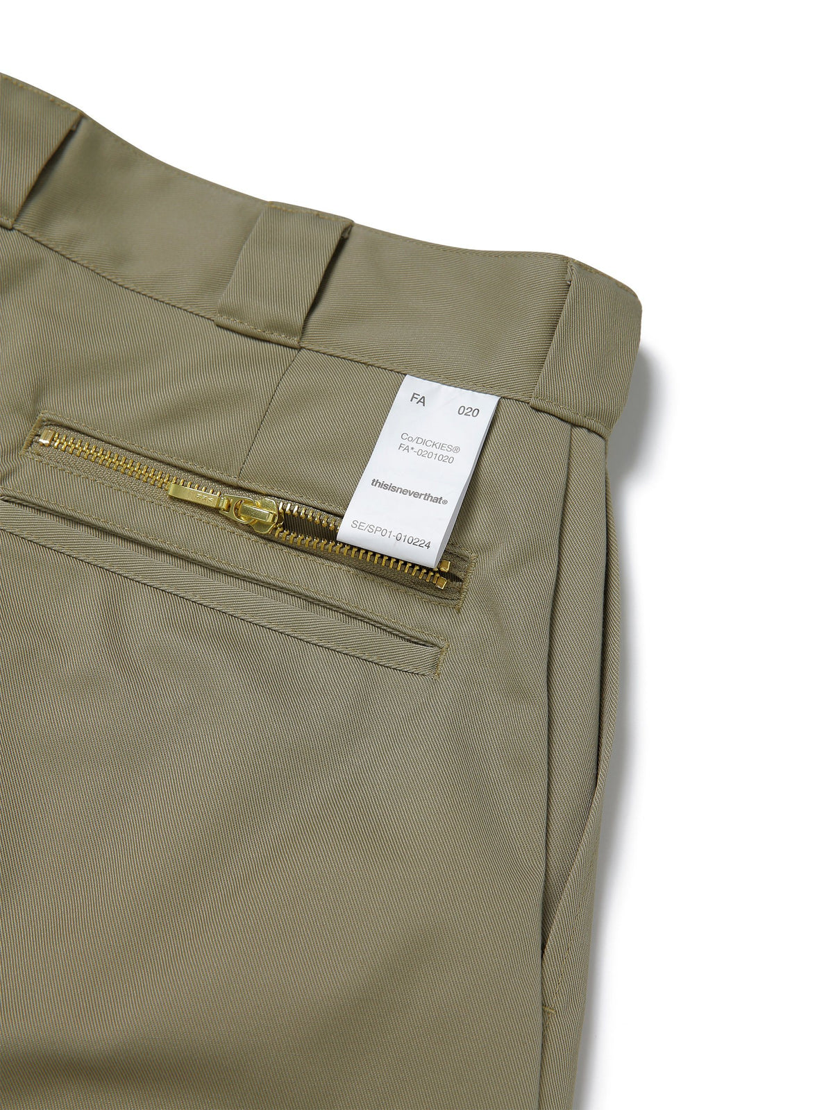 TNT Dickies Work Pant