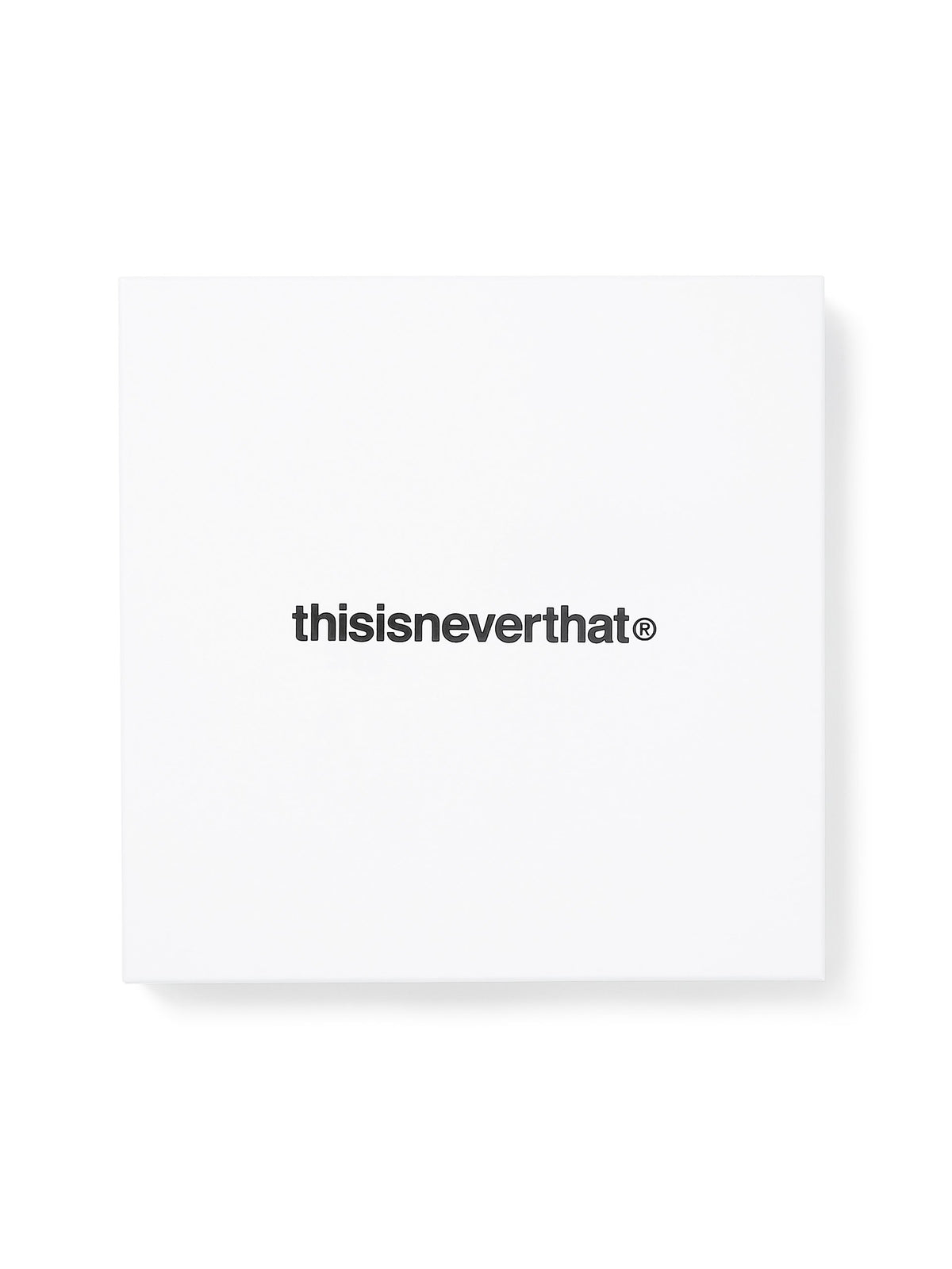 thisisneverthat : 2010 TEN YEARS 2020 / Records Tee - thisisneverthat