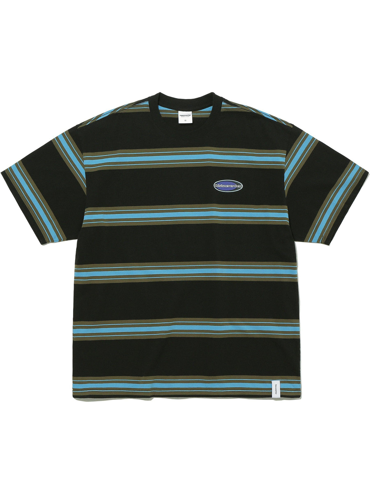 NEW SPORT Striped Tee - thisisneverthat