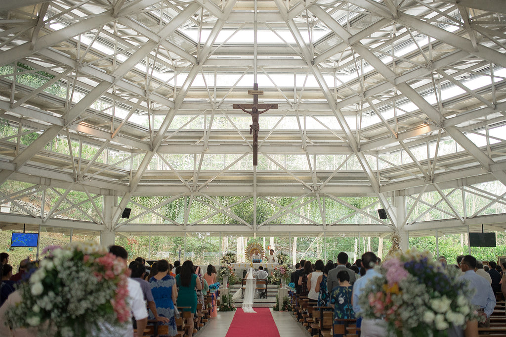 Immaculate Heart of Mary Antipolo Wedding
