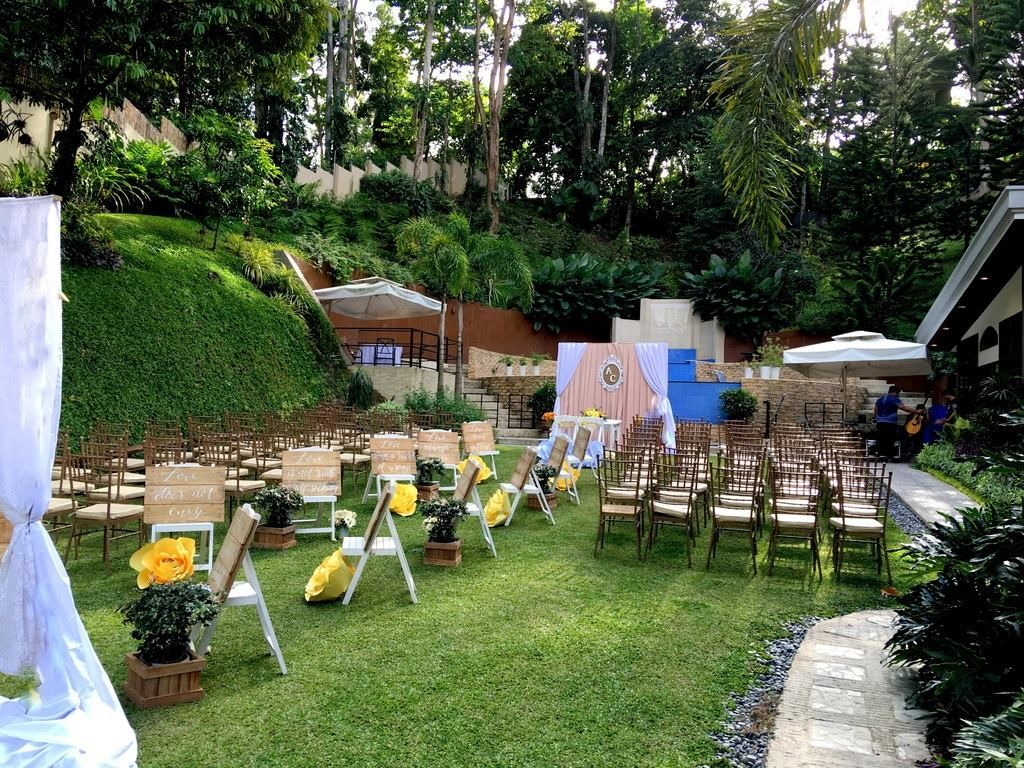 10 Best Wedding Venues in Davao - Salome's Garden