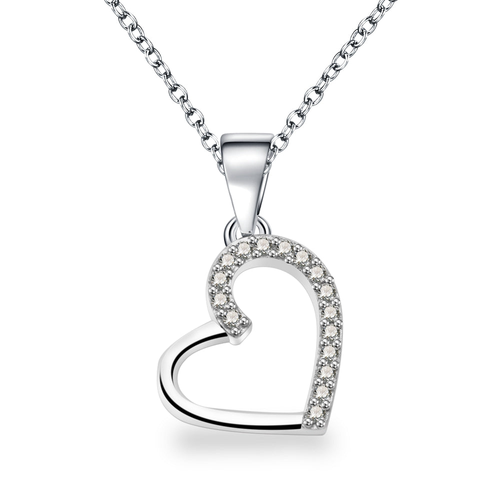 Calista Sterling Silver Necklace