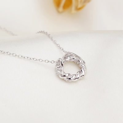 Felicity Necklace with Swarovski
