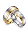 Lincoln Titanium Wedding Ring