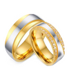 Hampshire Titanium Wedding Ring (Men)
