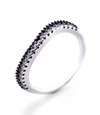 Chrissy Simple Thin Band Ring