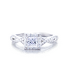 Beatrize Engagement Ring with Swarovski