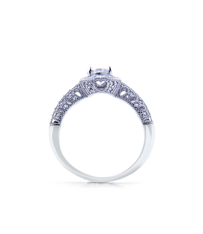 Alice Engagement Ring with Swarovski