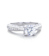 Caroline Engagement Ring with Swarovski