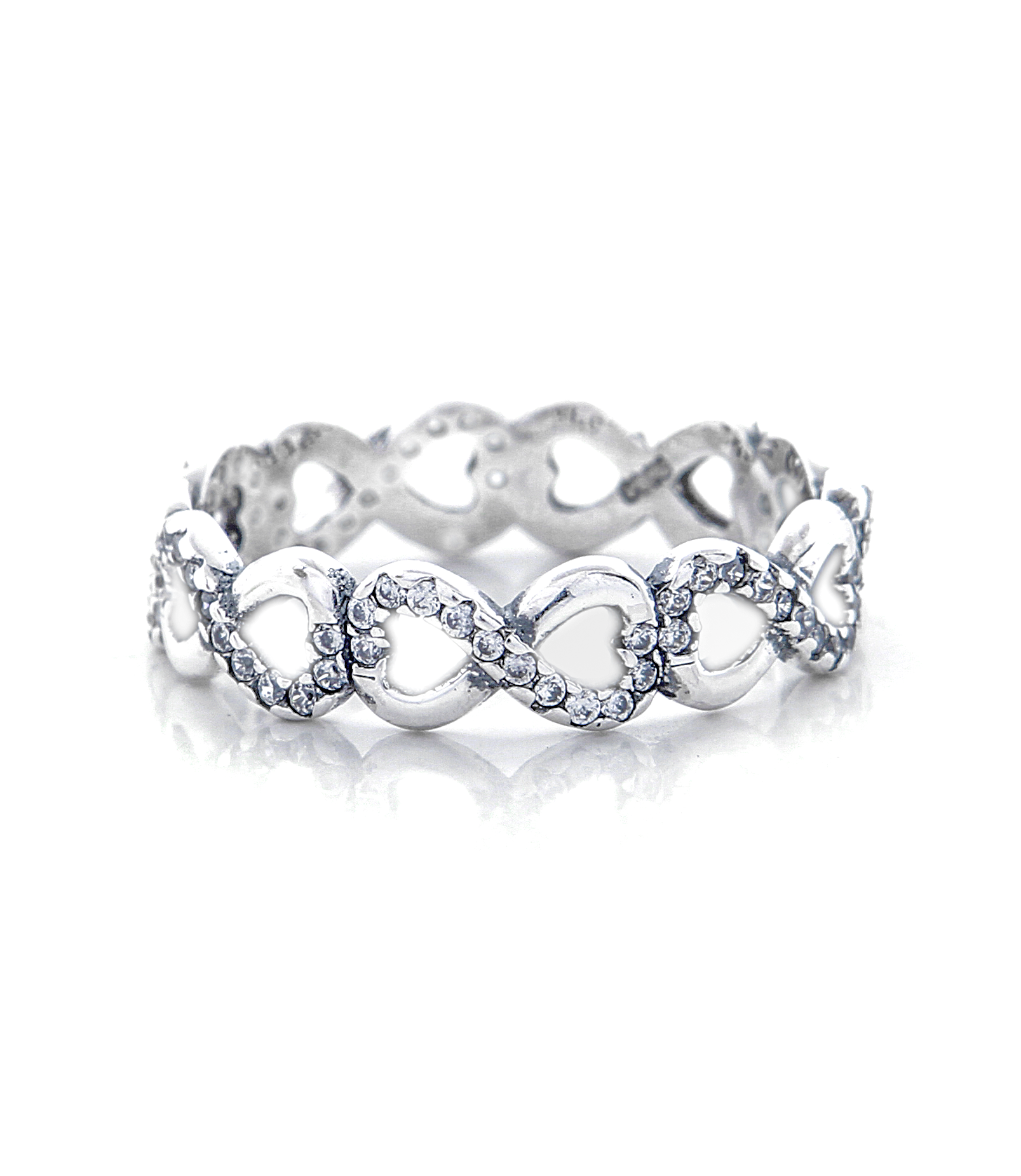 Infinity Princess Promise Ring