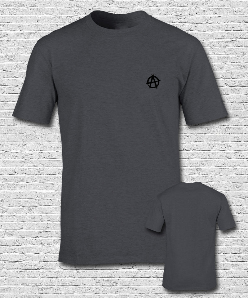 Branded Dark Grey T-shirt