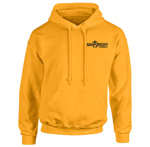Alternative logo Gold Hoodie