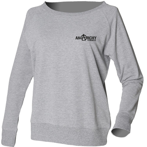 Grey Slounge sweatshirt