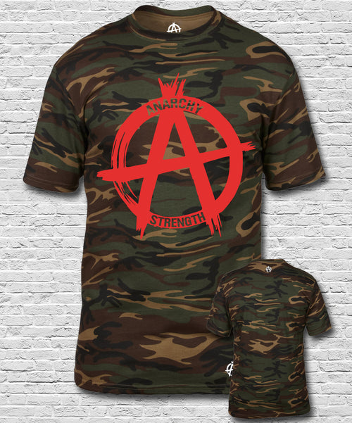limited edition Logo Camo Tshirt