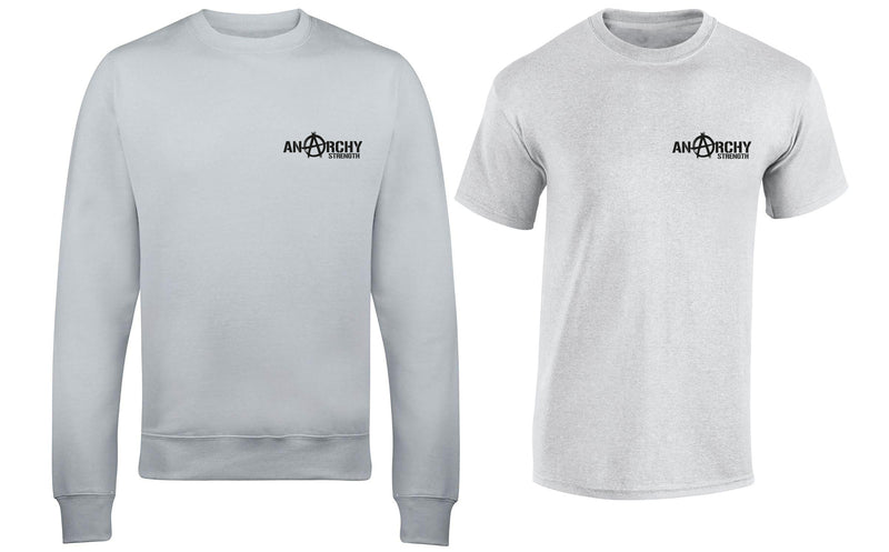 Buy Grey Sweatshirt get a tshirt for FREE !!!