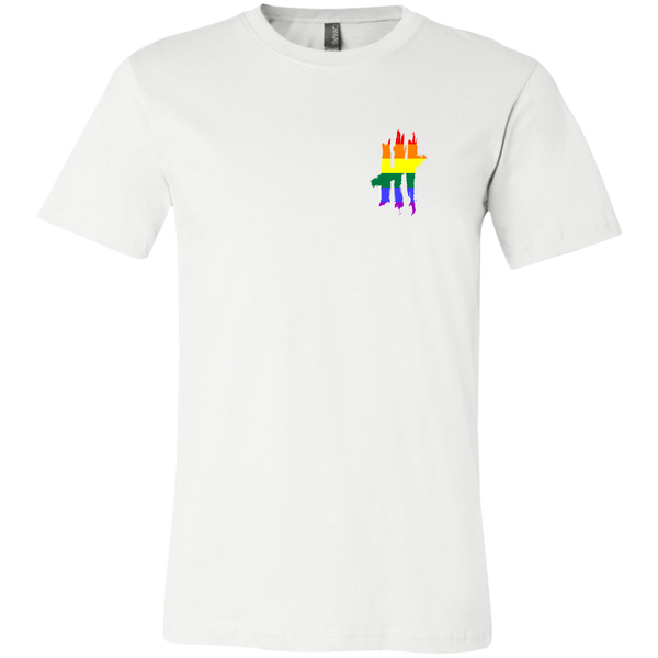 New Politics 2019 Pride Tee White