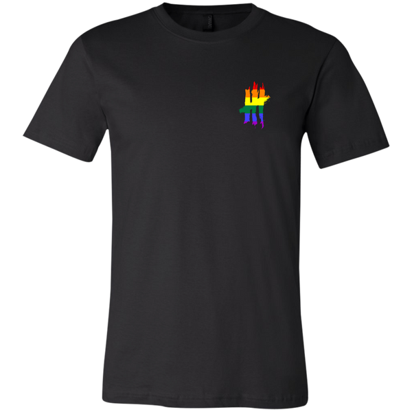 New Politics 2019 Pride Tee Black
