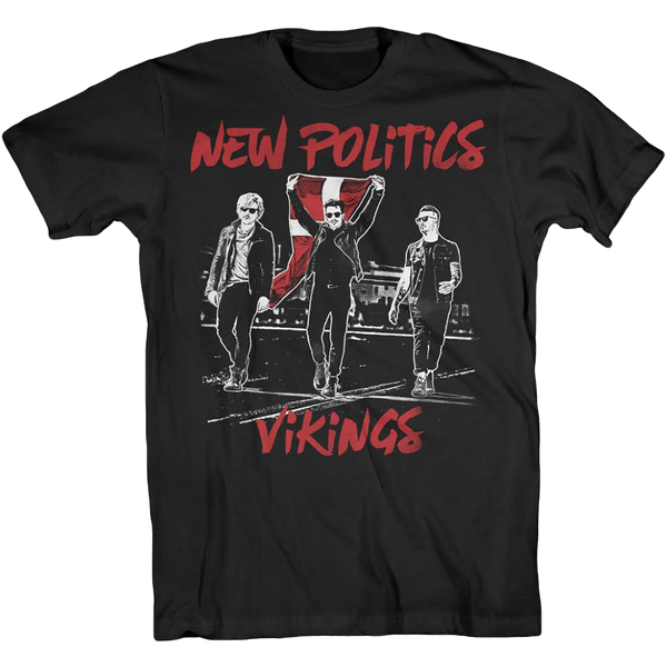 Vikings Photo Tee