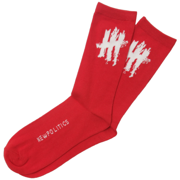 New Politics Socks