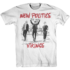 Vikings 2015 Tour Tee