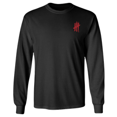Thirlla Black Long Sleeve