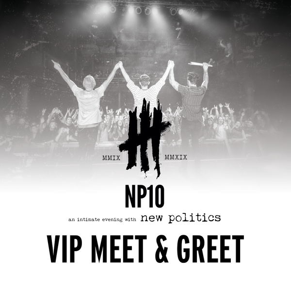 10 Year Anniversary Tour VIP