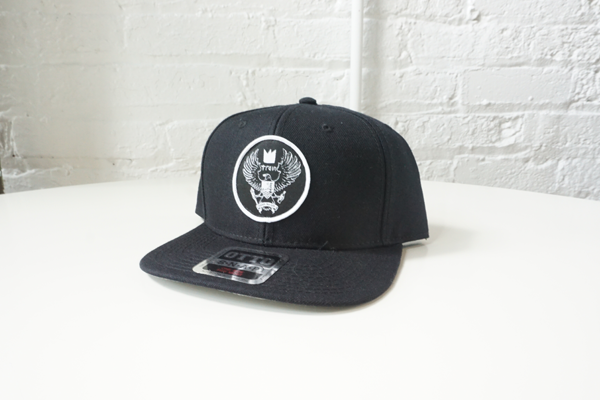 Black Eagle Logo Patch Hat