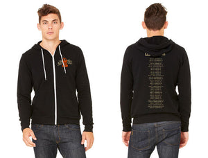 Play That Song Tour Zip Hoodie