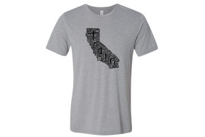 California Wildfire Relief Tee