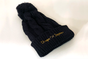 Drops of Jupiter Embroidered Beanie