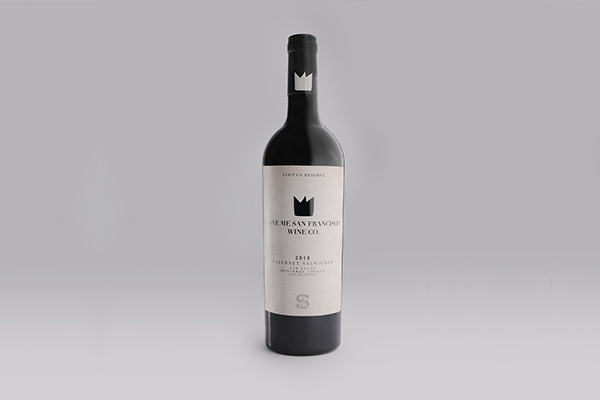 Save Me, San Francisco Wine Co. Limited Reserve 2018 Cab