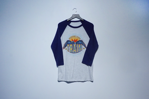 Train Eagle Raglan