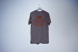 Grey Summer 2019 Tour Back Tee